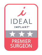 ideal breast implant logo